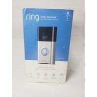 RING VIDEO DOORBELL 15 OZ