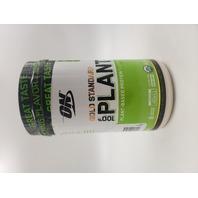 OPTIMUM NUTRITION 100% PLANT BASED PROTEIN VANILA EXP 08/21
