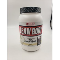 LABRADA LEAN BODY HI-PROTEIN MEAL REPLACEMENT SHAKE 2.5LB EXP 09/21