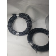 VGA CABLE AWM E89980-D SUNF PU E132276 PACK OF TWO