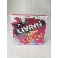 LIVING IN COLOR PALETTE BY HANK AND HENRY