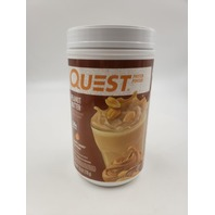 QUEST PEANUT BUTTER PROTEIN POWDER 1.6 LBS
