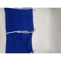 AMBIANCE 71016 BLUE SPAGHETTI STRAP TANK TOP LARGE PACK OF 2