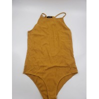 AMBIANCE 70408XL YELLOW ONE PIECE V-CUT XL PACK OF 2