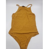 AMBIANCE 70408XL YELLOW ONE PIECE V-CUT 2XL PACK OF 2