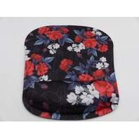 PSO1 X00CJARMBZ RED ROSE ERGONIC RAISED MEMORY FOAM MOUSE PAD WITH WRIST REST