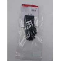 LEATT 6020002060 GPX 1.5 GRIPR BLACK/GREY KIDS GLOVES SIZE XXS