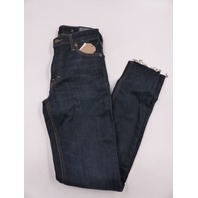 LUCKY BRAND 7WD11175 HIGH RISE ELWOOD BRIDGETTE SKINNY JEANS WOMENS SIZE 0/25A