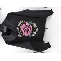 FADED ROSE 00414487045 HEARTBREAKER WORLD TOUR PULLOVER HOODIE WOMENS SIZE XL