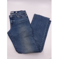 LUCKY BRAND 7WD11158 MID RISE LOLITA BOOT RIVERTOWN JEANS WOMENS SIZE 10/30R