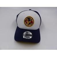 NEW ERA 70541710 3930 CLUB AMERICA CLUB WHITE FLEX HAT SIZE X/XL