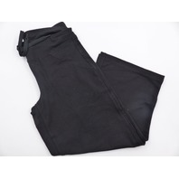 ATHLETIC WORKS WV9214D BLACK RELAXED CAPRI WITH POCKETS WOMENS SIZE S