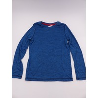 JUMPING BEAN 1K01712 NAVY HEATHER BOYS SIZE 8