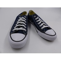 CONVERSE M9697 ALL STAR CHUCK TAYLOR OX NAVY UNISEX SNEAKERS SIZE 5M 7WM