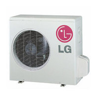 LG LAU090HYV CONDENSING UNIT