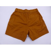 EVERLANE THE EASY CHINO LONG SHORTS AMBER WOMENS SIZE 6
