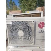 LG LMU24CHV 3 ZONE INVERTER HEAT PUMP