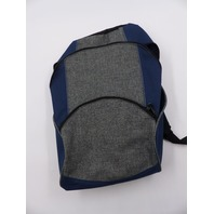 ATCHISON ON THE MOVE BACKPACK NAVY & GREY