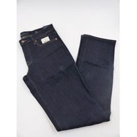 LUCKY BRAND 7WD11172 SWEET STRAIGH LONG NORMAN JEANS WOMENS SIZE 8/29