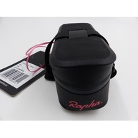 RAPHA SMALL SADDLE BAG PINK/BLACK WATERPROOF SIZE SMALL