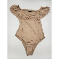 AMBIANCE PINK LACED TOP ONE PIECE PACK OF 2 M