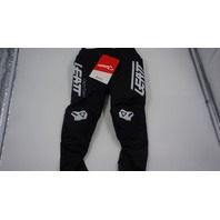 LEATT KIDS MOTORX CAPETOWN PANTS BLACK/WHITE XXS