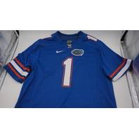 NIKE #1 FLORIDA SANCHEZ GAME JERSEY COLOMBIA/USA FLAG PIN L ROYAL BLUE/ORANGE/GREEN/WHITE