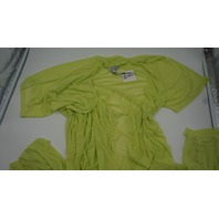 REVAMPED LACE SLEEP NIGHT GOWN LIME GREEN M