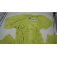 REVAMPED LACE SLEEP NIGHT GOWN LIME GREEN S