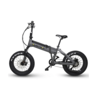 QUIETKAT 2020 VOYAGER CAMOUFLAGE ELECTRIC BIKE