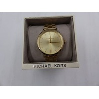 MICHAEL KORS MK7079 GOLD TONE JARYN WATCH