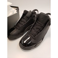 NIKE AIR JORDAN DUB ZERO 311046 003 US 7 EUR 40 BLACK