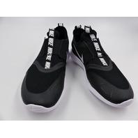 NIKE AT-4662 001 FLREX RUNNER (GS) BLACK/WHITE BIG KIDS SNEAKERS SIZE 4.5Y
