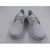 ON CLOUD CLOUD RUNNING SHOES ALL WHITE WOMENS SIZE 8