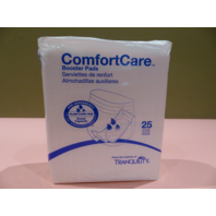 COMFORTCARE BOOSTER PADS LATEX-FREE 25 COUNT