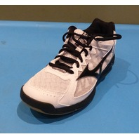 INDOOR WAVE SUPERSONIC WHITE/BLACK/GREY US WOMEN 8 EU 38.5 ATHLETIC SHOES
