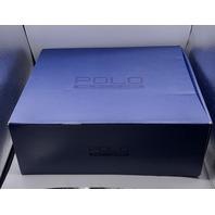 POLO RALPH LAUREN ALPINE200-SK-ATH BLACK BAL MESH/HTMLT TPU SIZE US M 11D EU 44