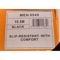 GENUINE GRIP WALK ON AIR SLIP/OIL RESISTANT COMFORT MENS WORK SHOES US 10.5 M