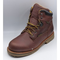 "CHIPPEWA 6"" WATERPROOF INSULATED 72125 BROWN US MEN 9.5M EU 42.5 WORK BOOTS"