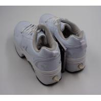 NEW TRADE ROUTE ROLLER SKATE WAKING SHOE WHITE UNISEX SIZE 41