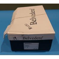 STUDIO BELVEDERE BERNARDO II COGNAC US MEN 9D DRESS SHOES