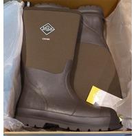 MUCK BOOT COMPANY CHORE CLASSIC CHH-900 BROWN US MEN 10 EU 43 OUTDOOR BOOT