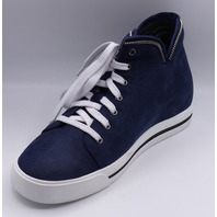 TOTO H08103-11 BARK DARK BLUE US MEN 11 ANKLE HIGH SNEAKER