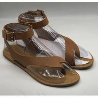 ROUGE THRIVE-40 TAN BNH WOMENS SANDALS SIZE US WOMENS 8