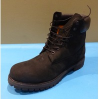 TIMBERLAND 6 IN WATERPROOF PREMIUM BLACK US MEN 12M EU 46 OUTDOOR BOOT