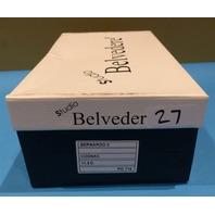 STUDIO BELVEDERE BERNARDO II COGNAC US MEN 11.5 D CASUAL SHOES