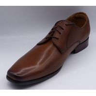FLORSHEIM KIERLAND PLN OX COGNAC US MEN 9.5 EU 42.5 OXFORD DRESS SHOE