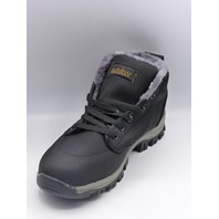 OUTDOOR BLACK US MEN 8 EU 41 HIKING BOOTS