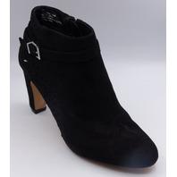 XOXO FOOTWEAR JAYLEE BLACK US WOMEN 8M EU 39 ANKLE HEELED BOOT
