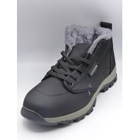 OUTDOOR BLACK US MEN 11 EU 45 HIKING BOOTS